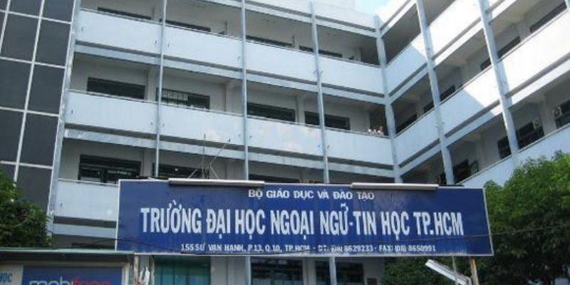 Trường Đại học Ngoại ngữ - Tin học TP.HCM