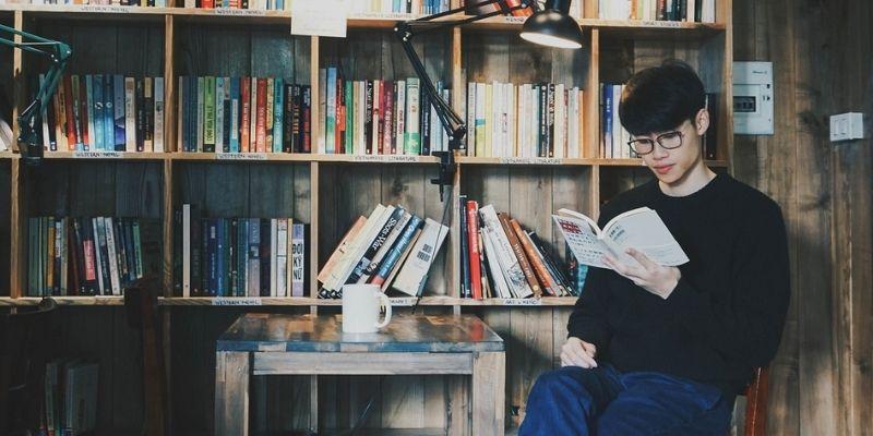 Viết về sở thích bằng tiếng Anh - Sở thích đọc sách