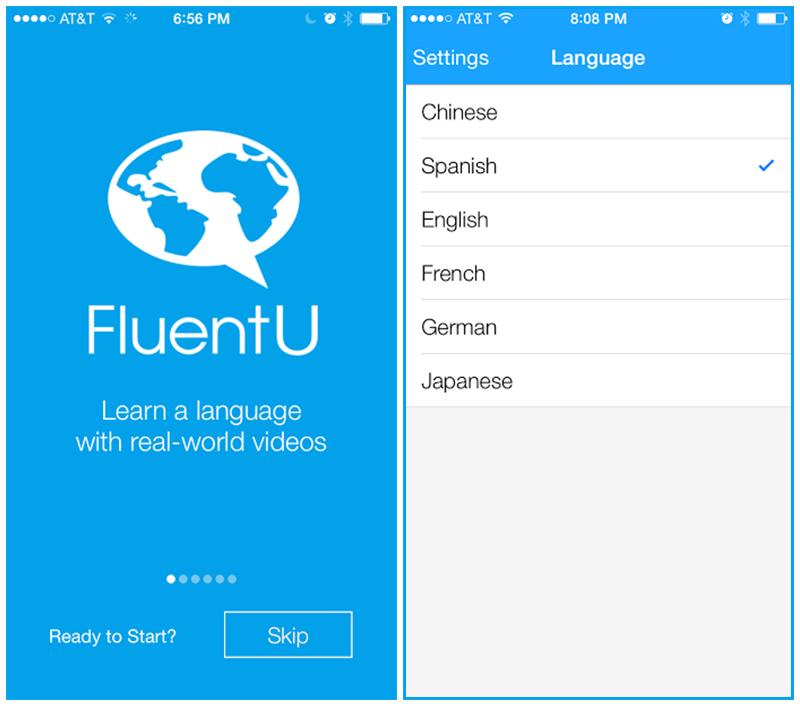 App FluentU
