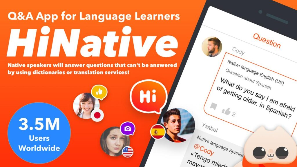 App HiNative