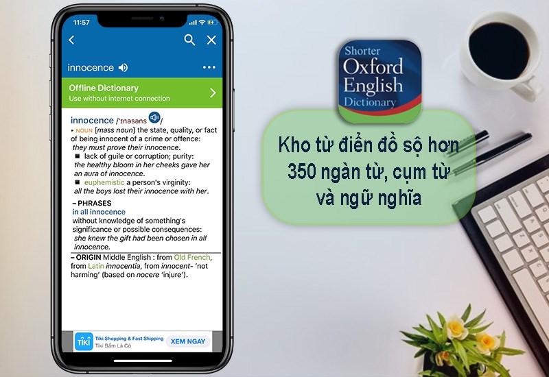 Từ điển Oxford of English