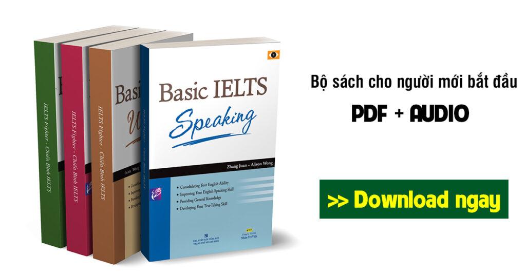 Bộ sách Basic for IELTS