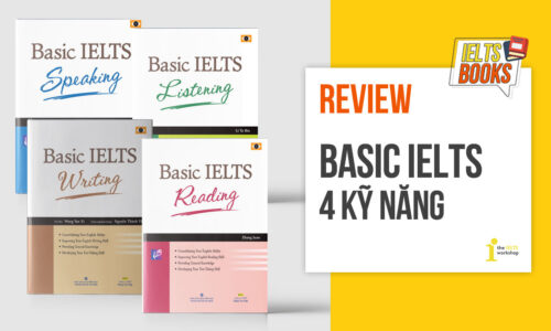 Tải full sách Basic IELTS Listening, Speaking, Reading, Writing (PDF + Audio)