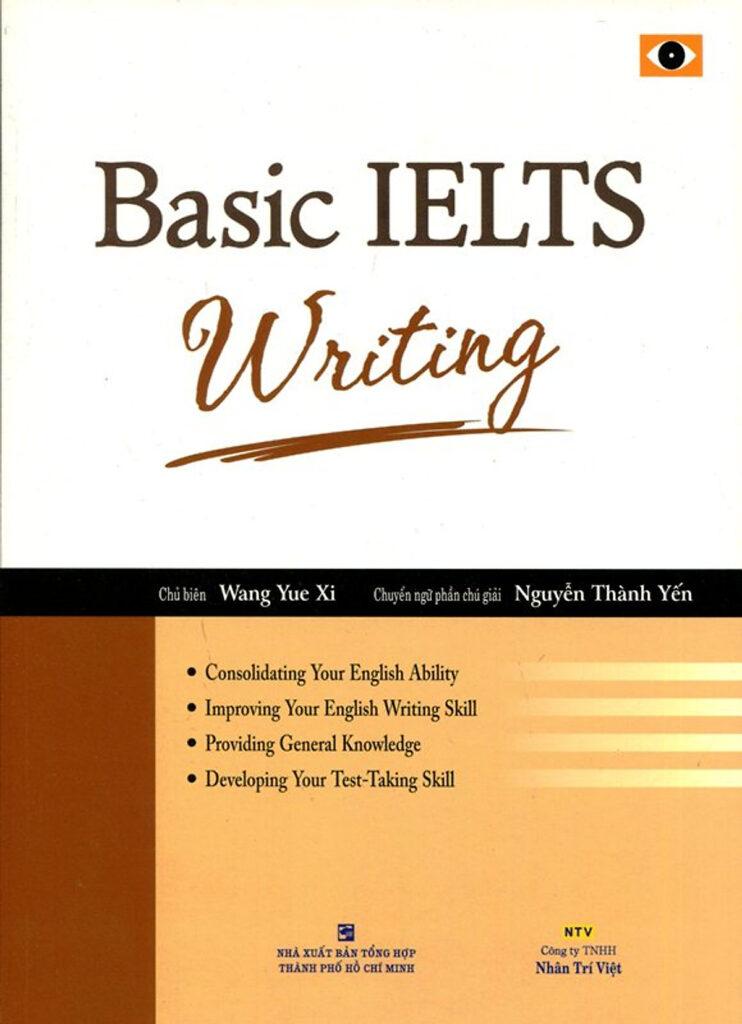 Cuốn sách Basic IELTS Writing