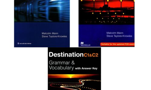 Download Ebook Destination B1 B2 và C1+C2 [Vocabulary and Grammar]