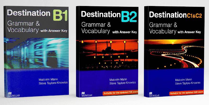 Destination B1 B2 và C1+C2 [Vocabulary and Grammar]