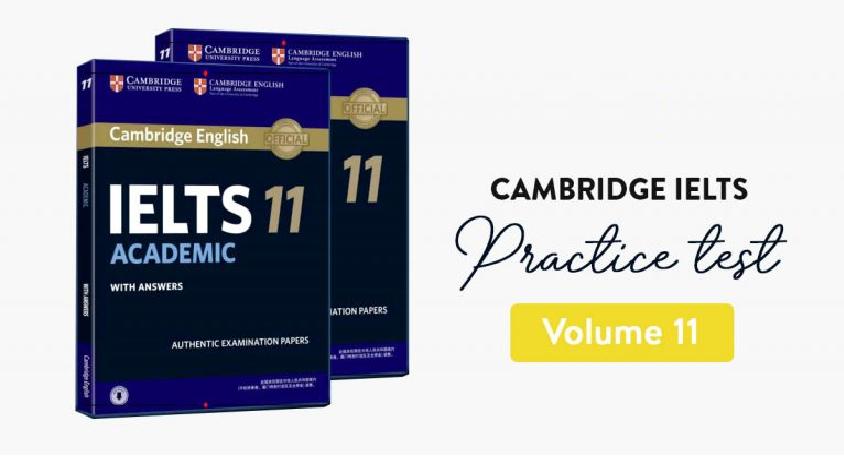 Review cuốn sách Cambridge English IELTS 11