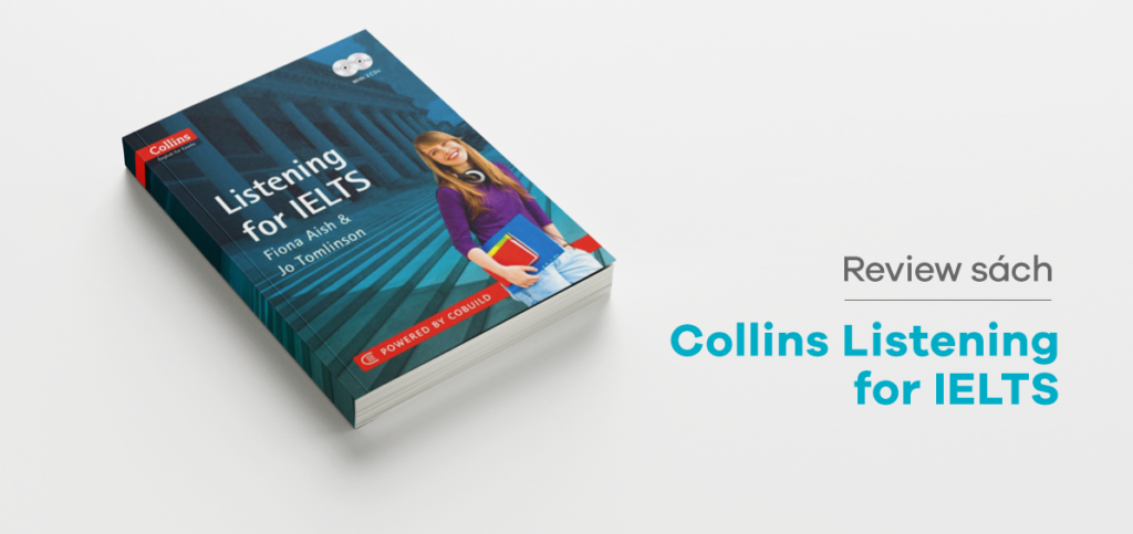 Cuốn sách Collins – Listening for IELTS
