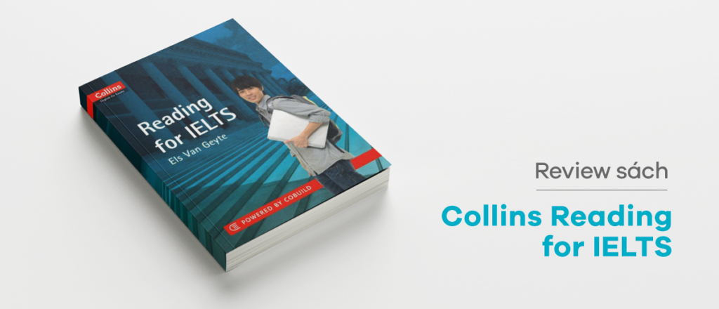 Cuốn sách Collins – Reading for IELTS
