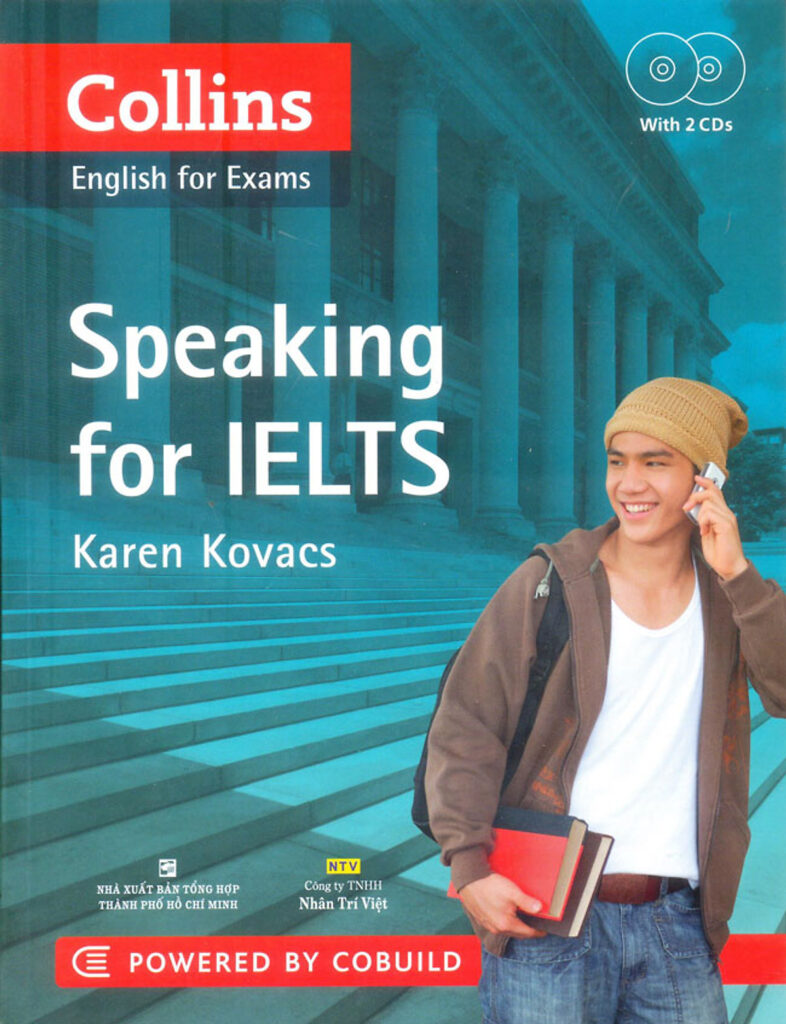 Cuốn sách Collins – Speaking for IELTS