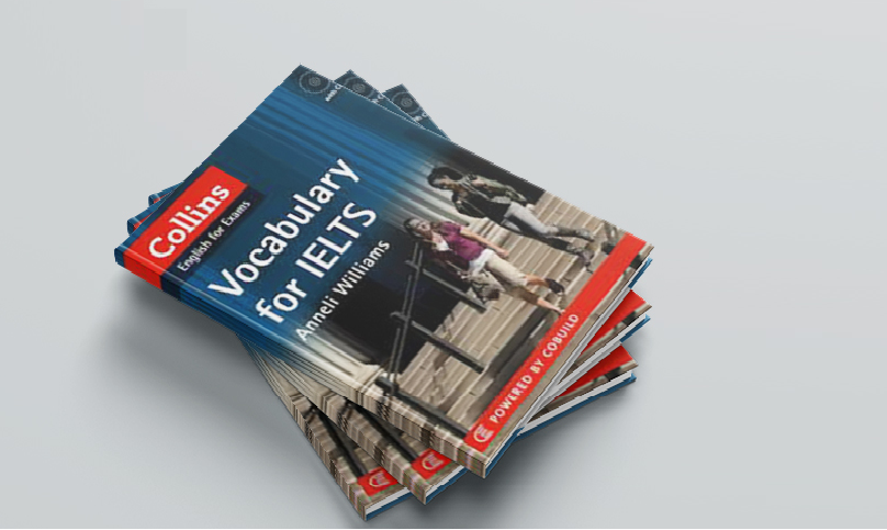 Cuốn sách Collins – Vocabulary for IELTS
