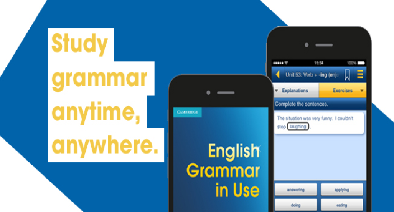 App English Grammar in use