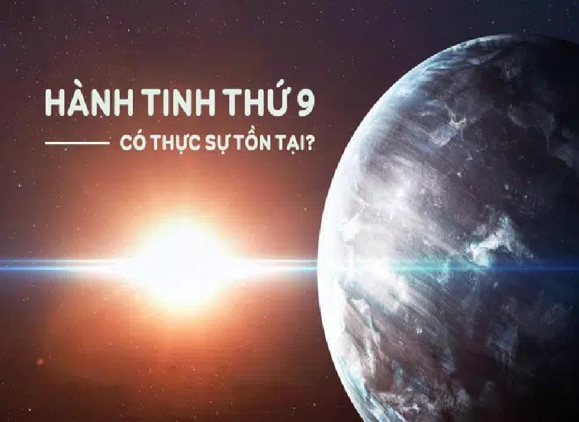 Hành tinh thứ 9 (Planet Nine)