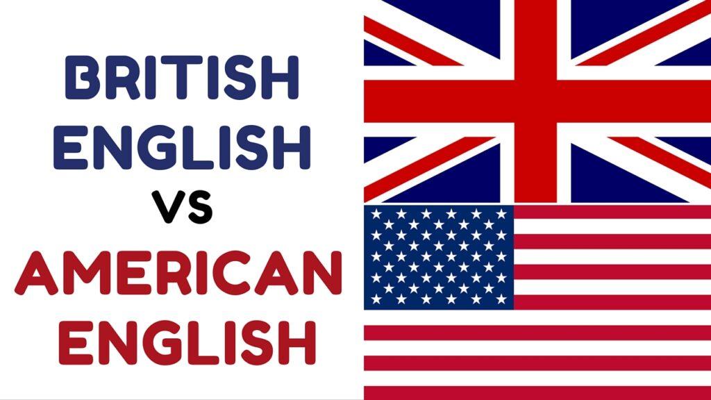 Học phát âm Anh-Anh hay Anh-Mỹ