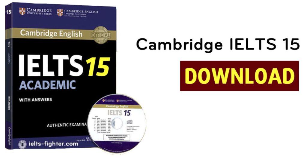 Bộ sách Cambridge IELTS từ 1-15