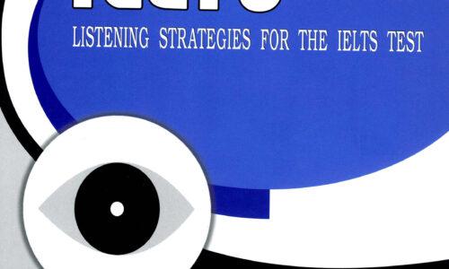 Tải Sách Listening Strategies For The IELTS Test Mới nhất