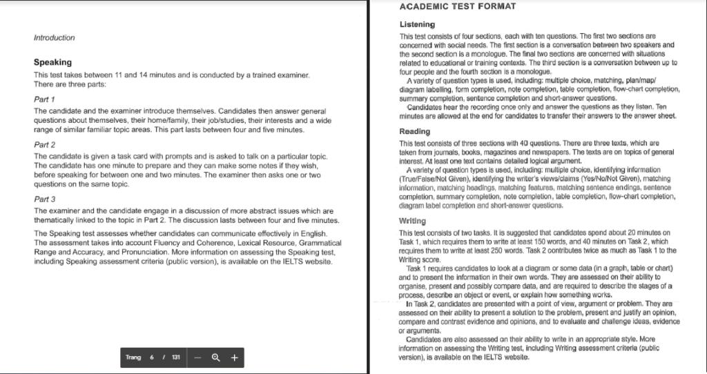 Đánh giá sơ bộ về cuốn sách Cambridge IELTS 11