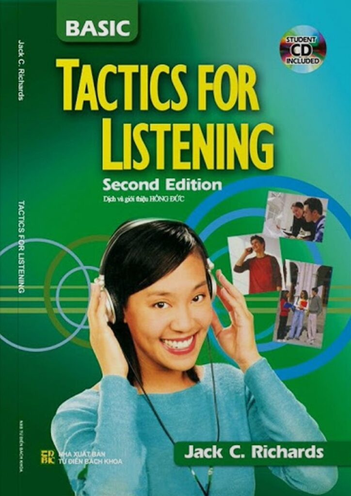 Cuốn sách Tactics for Listening Basic