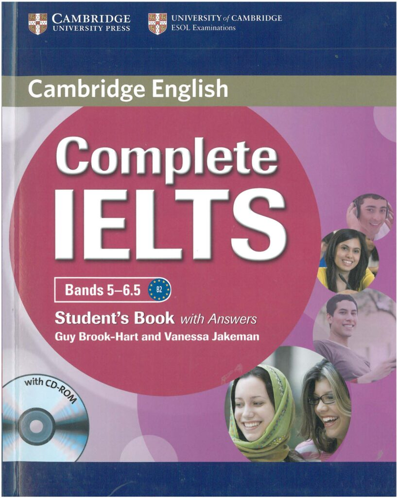 Sách Sách Complete IELTS bands 5.6-6.5
