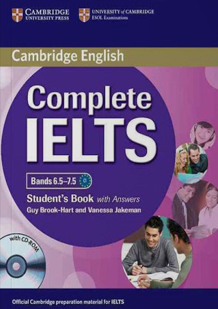 Sách Complete IELTS band 6.5 – 7.5