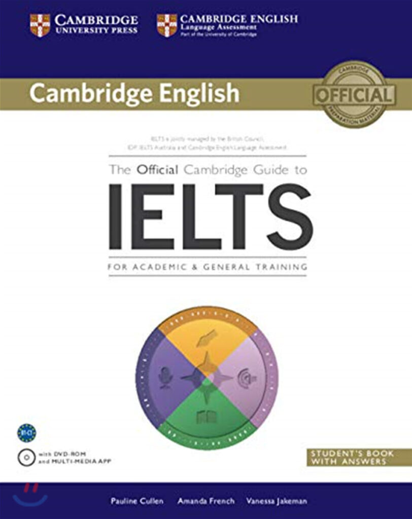 Sách The Official Cambridge Guide to IELTS