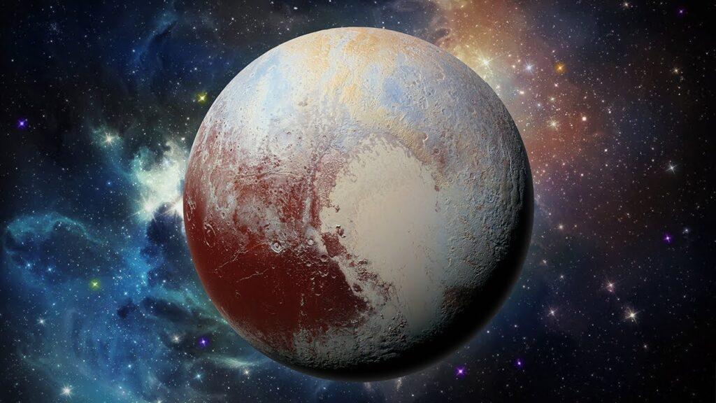 Sao Diêm Vương (Hành tinh lùn - Dwarf Planet)