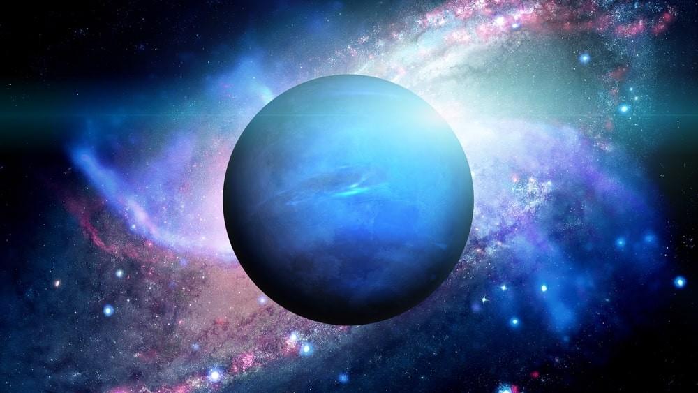Sao Thiên Vương (Uranus)