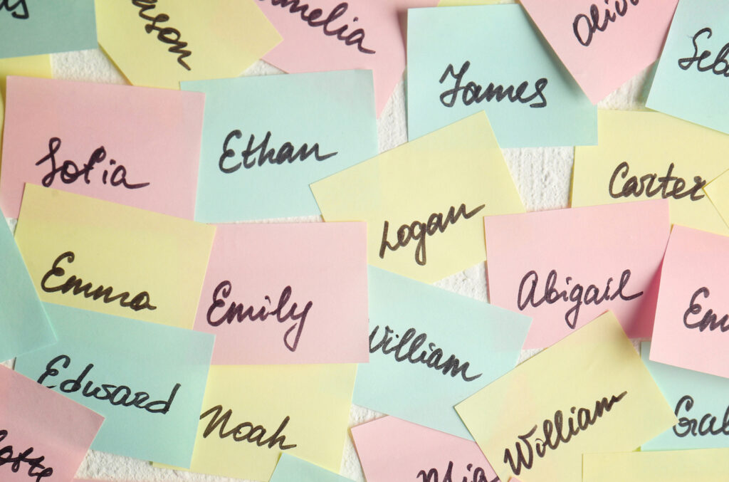 Những tên tiếng Anh hay dành cho bạn nữ