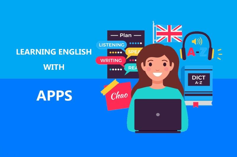 Những ứng dụng học tiếng Anh