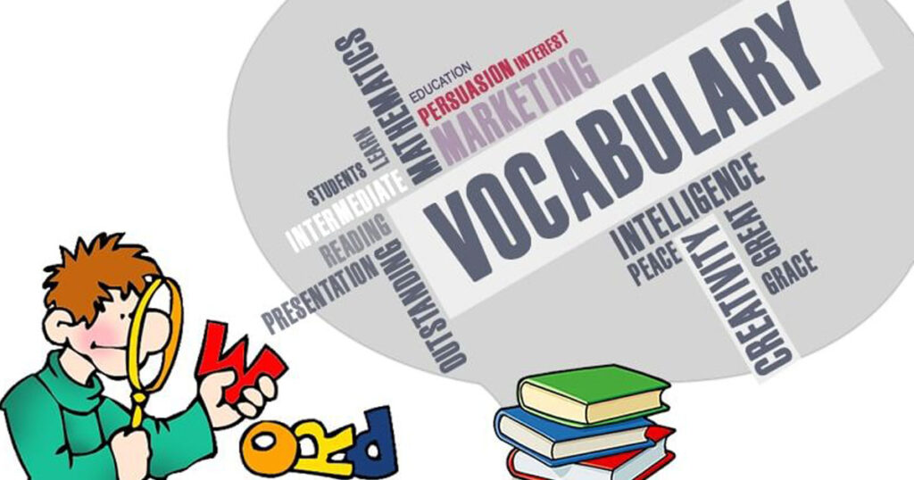 30 topic related vocabulary for IELTS