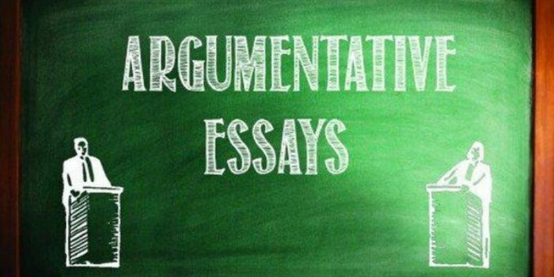 Bài argumentative essay mẫu