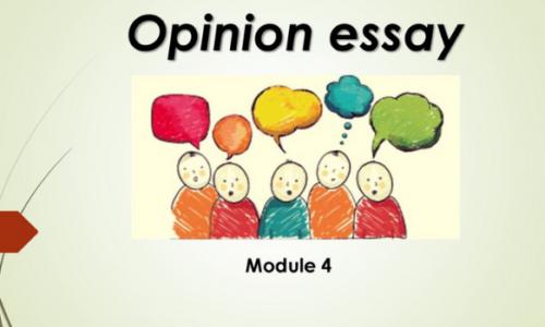 """IELTS Writing Task 2: Cách """"ăn điểm"""" dạng bài Opinion Essay"""