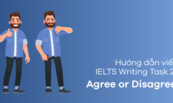 "Cách ""ăn điểm"" IELTS Writing Task 2: Agree or Disagree Essay"