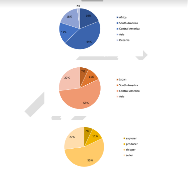 IELTS Writing Task 1 Pie Chart Sample #08