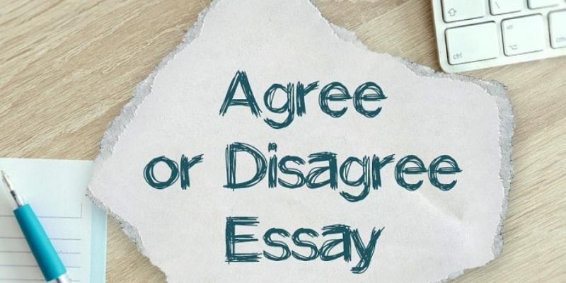 Viết bài essay agree or disagree