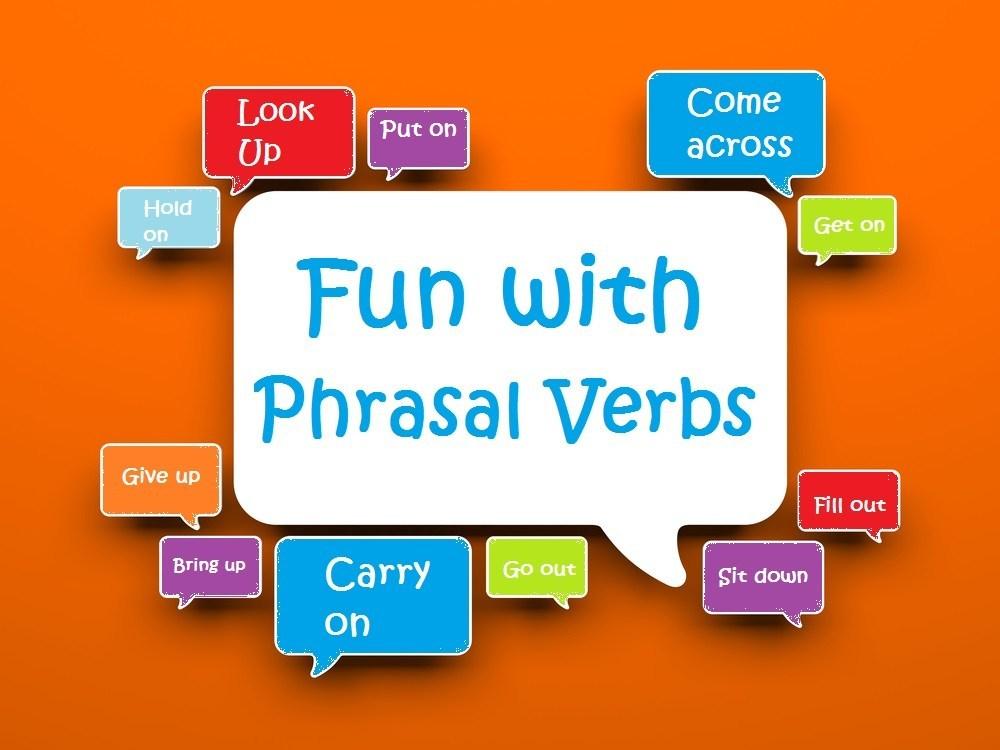 Bài tập về Phrasal Verb