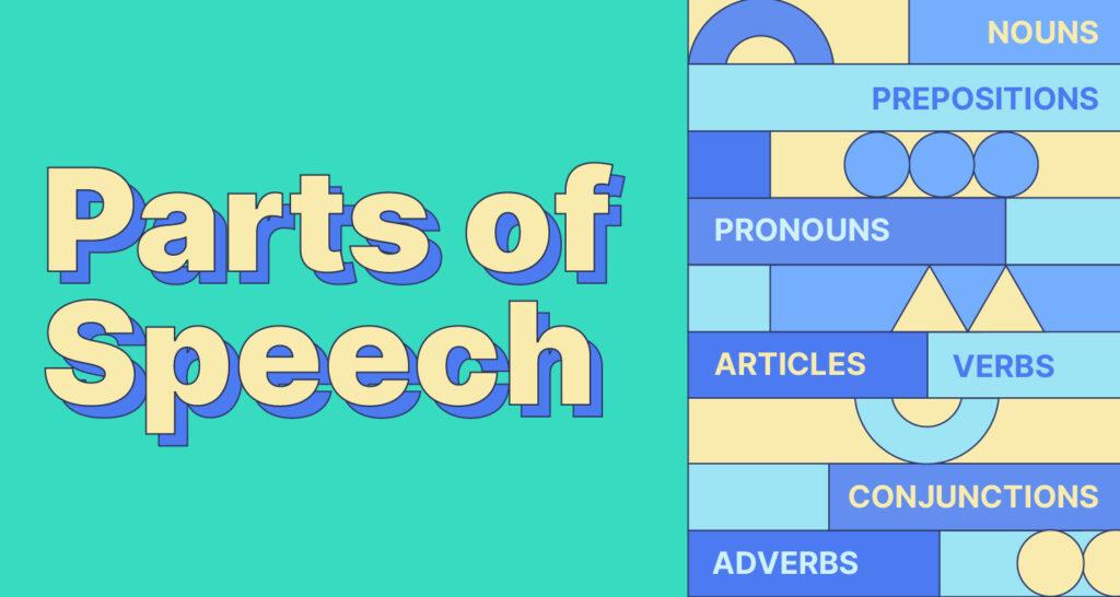 Bài tập về từ loại trong tiếng Anh