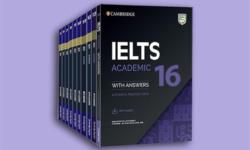 Download Sách Cambridge IELTS 1-16 Mới Nhất [PDF+Audio]
