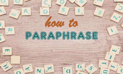 Bài tập về cách Paraphrase trong IELTS Writing - Đáp án chi tiết