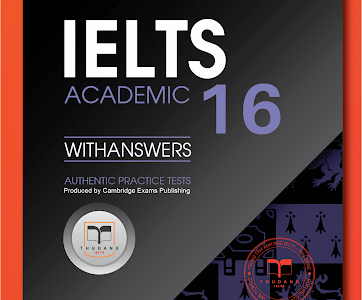 Download Sách Cambridge IELTS 16 Mới Nhất [PDF+Audio]