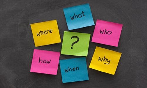 Cách đặt câu hỏi trong tiếng Anh đơn giản - Bài tập tổng hợp các dạng câu hỏi