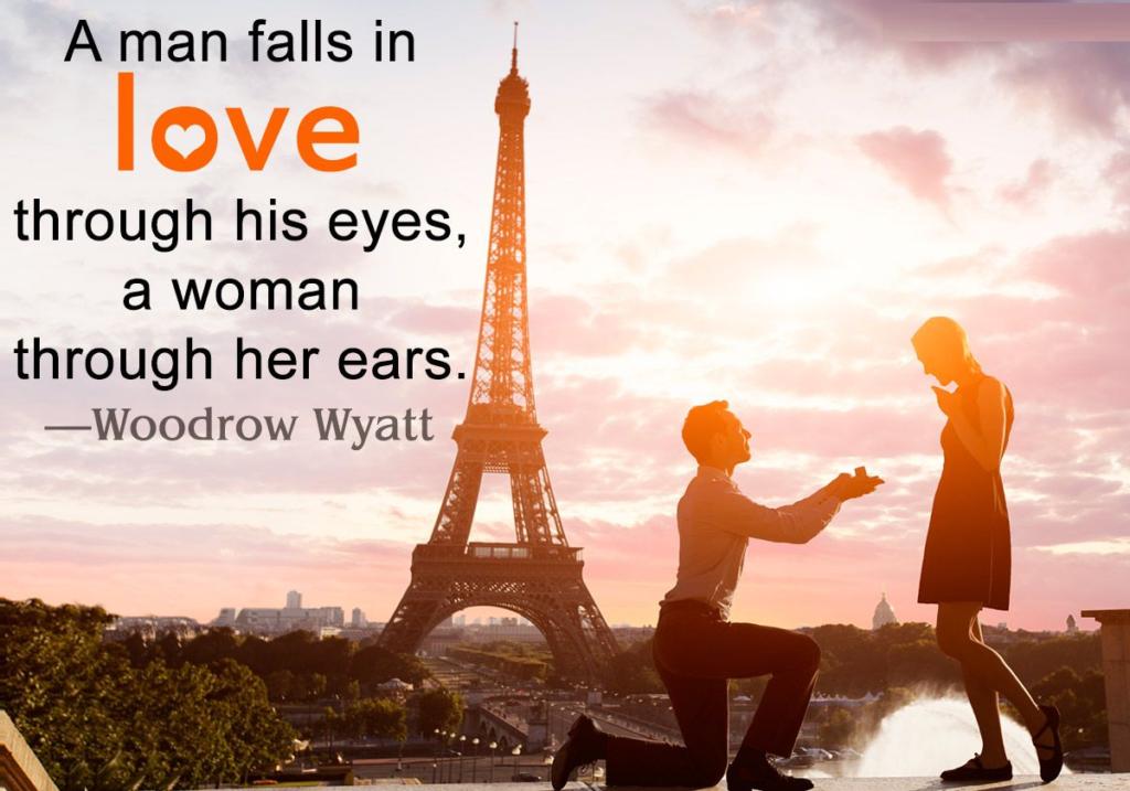 Những câu tiếng Anh hay về tình yêu