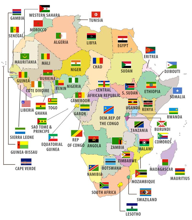 Châu Phi