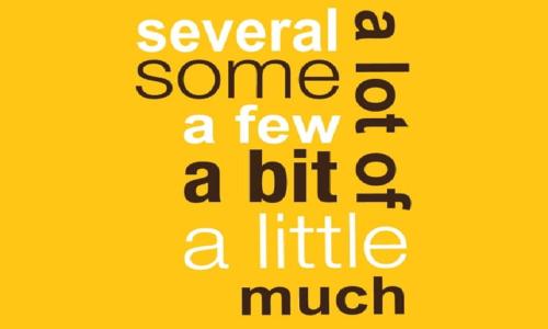 Tất tần tật về lượng từ (Quantifier) trong ngữ pháp tiếng Anh - Bài tập có đáp án chi tiết