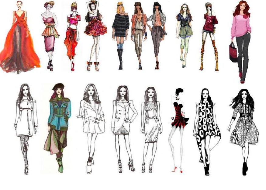 Từ vựng tiếng Anh về các loại váy