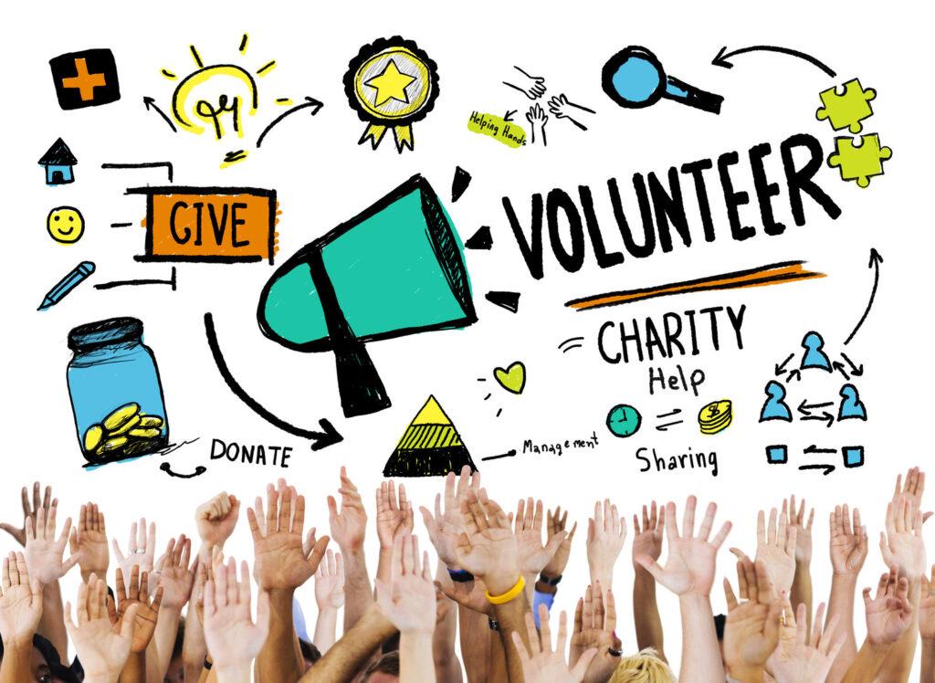 Từ vựng về chủ đề Volunteer work