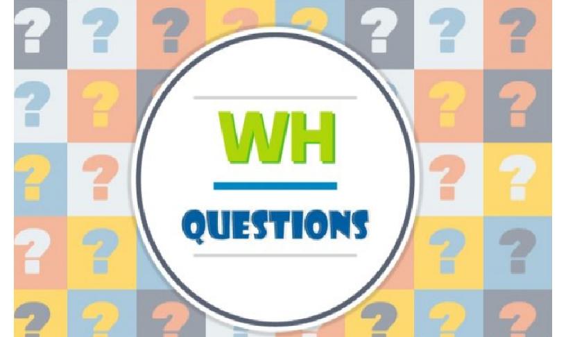 Câu hỏi Wh