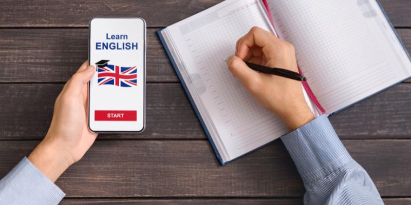 Cách học tiếng Anh hiệu quả bằng app