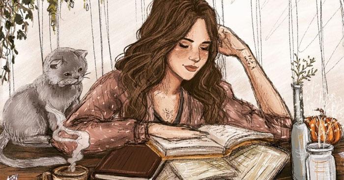 Sở thích đọc sách