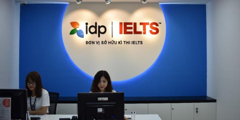 Thi thử IELTS tại IDP